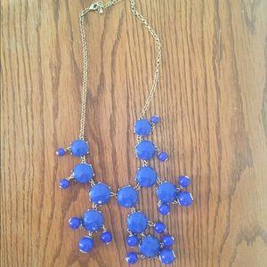 J Crew Bubble necklace